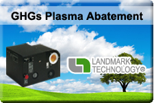 GHGs Plasma Abatement